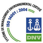 ISO 14001 - Industrial and technical chemical products, Industrial supplies