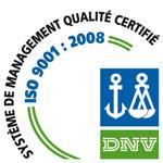 ISO 9001 - prostředky schválené NSF pro potravinářství (HACCP), prostředky pro plastikářství, prostředky pro sítotisk, prostředky pro použití polyurethanů, epoxidů, polyesterů