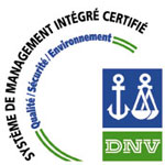 DNV - prostředky schválené NSF pro potravinářství (HACCP), prostředky pro plastikářství, prostředky pro sítotisk, prostředky pro použití polyurethanů, epoxidů, polyesterů